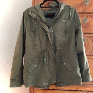 Forever21 Olive Green Windbreaker/ Jacket